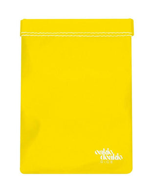 Oakie Doakie Dice Bag Small Yellow - Mega Games Penrith