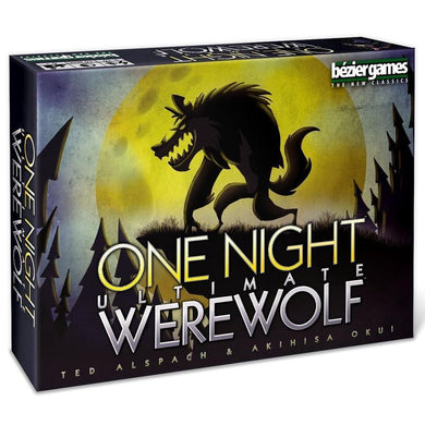 One Night Ultimate Werewolf - Mega Games Penrith