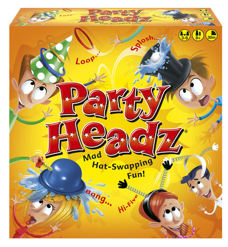 Party Headz - Mega Games Penrith