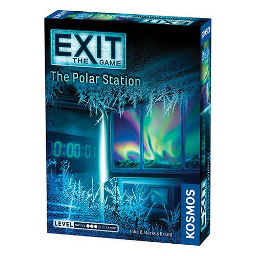 Exit The Game: The Polar Station Puzzle Game - Mega Games Penrith