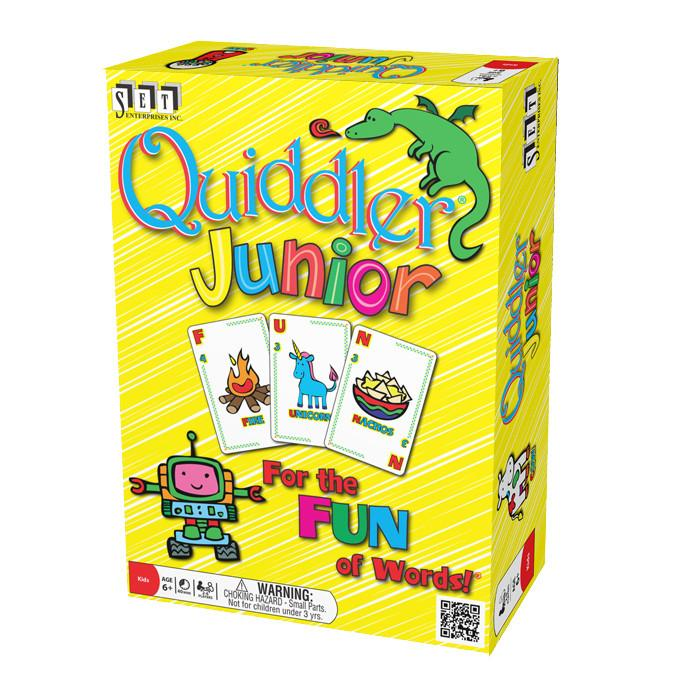 Quiddler Jr - Mega Games Penrith