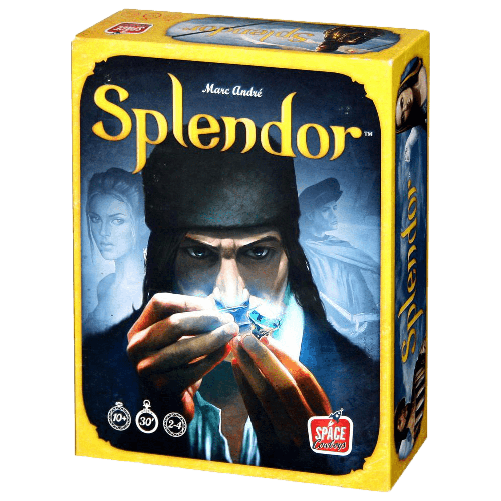 Splendor - Mega Games Penrith