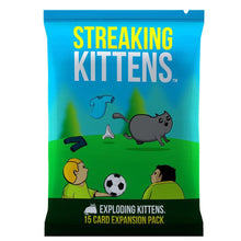 Load image into Gallery viewer, Streaking Kittens - Exploding Kittens Expansion - Mega Games Penrith