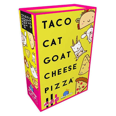 Taco Cat Goat Cheese Pizza - Mega Games Penrith