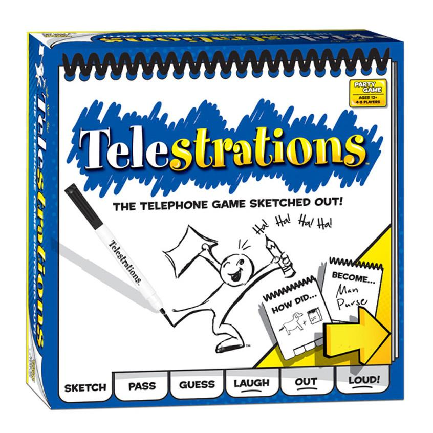 Telestrations - Mega Games Penrith