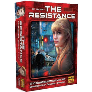 The Resistance - Mega Games Penrith