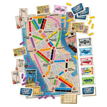 Load image into Gallery viewer, Ticket To Ride New York - Mega Games Penrith