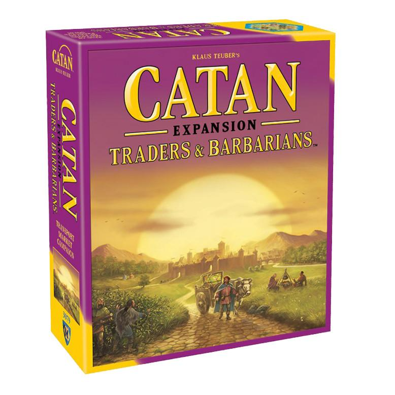 Catan: Traders & Barbarians Expansion - Mega Games Penrith