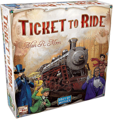 Ticket To Ride - Mega Games Penrith