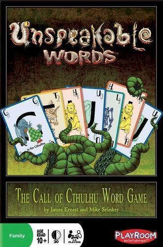 Unspeakable Words Classic Edition - Mega Games Penrith