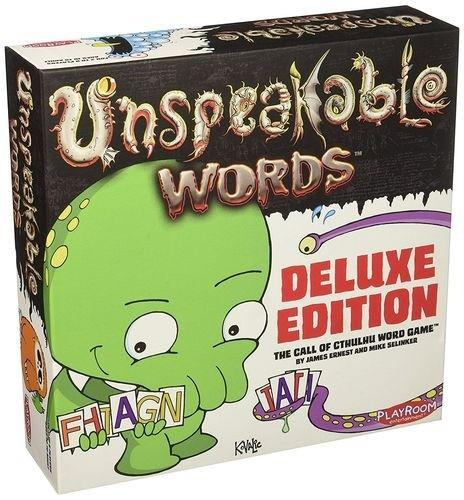Unspeakable Words Deluxe Edition - Mega Games Penrith