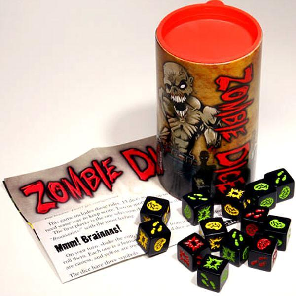 Zombie Dice - Mega Games Penrith