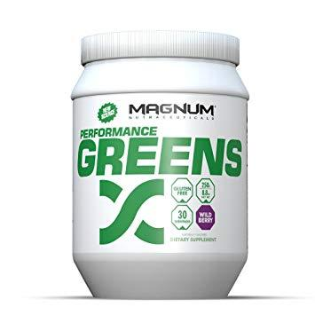 Performance Greens wild Berry 250g