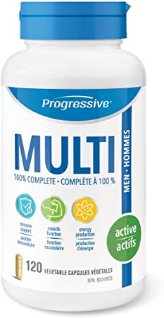 Progressive Multivitamin Active Women