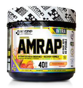 Beyond Yourself AMRAP, 40 Servings