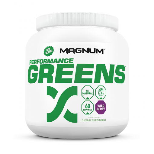 Performance Greens wild Berry 500g