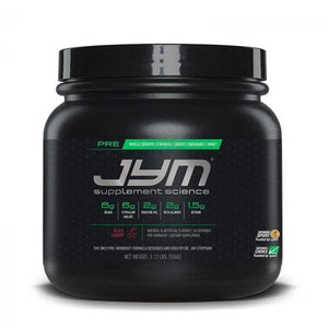 JYM SUPPLEMENTS PRE JYM 20 SERVINGS