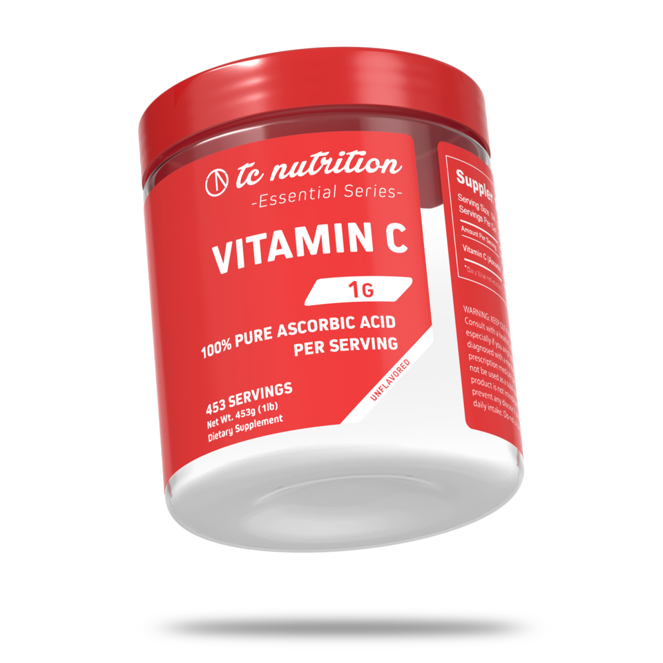 TC NUTRITION VITAMIN C POWDER