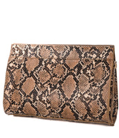 Snakeskin Clutch Purse