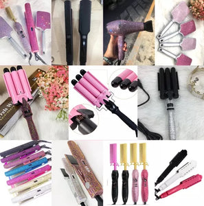 Styling Tools Vendor List