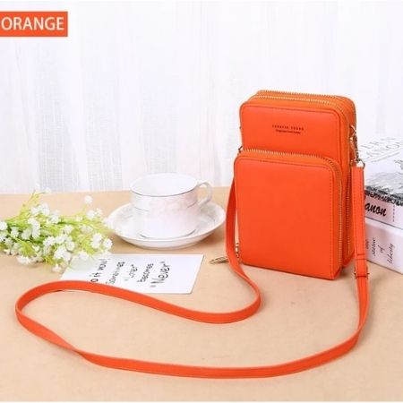 Cell Phone Crossbody Bag for Women