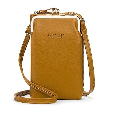 Multifunctional Women's Crossbody Bag