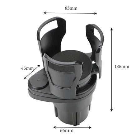 Multifunctional Vehicle-Mounted Cup Holder