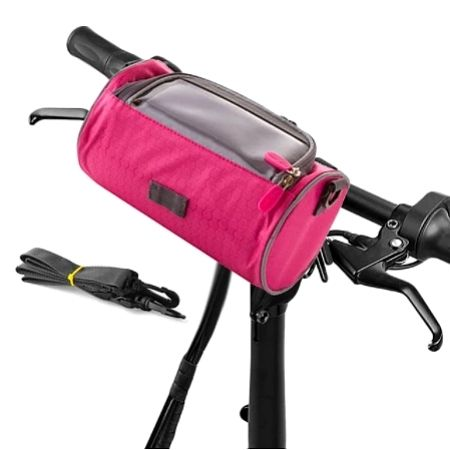 Miracle Bike Bag with Touch Screen!