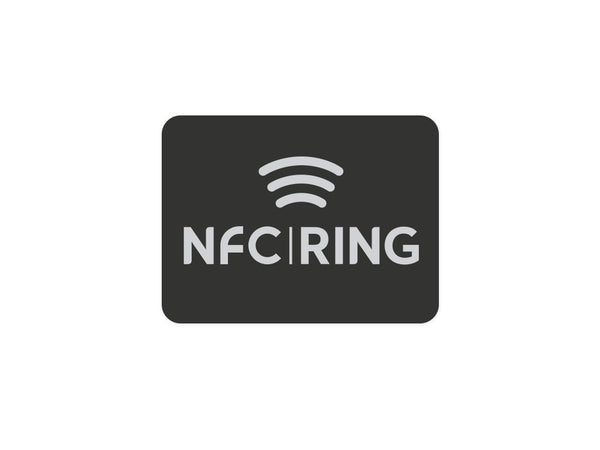 NFC Enabled NFC Ring Stickers – NFC Ring