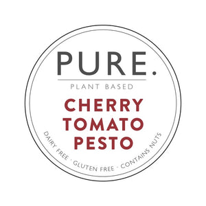 Pure Plant Based Cherry Tomato Pesto