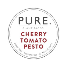 Load image into Gallery viewer, Three pack of Pure Plant Based Cherry Tomato Pesto