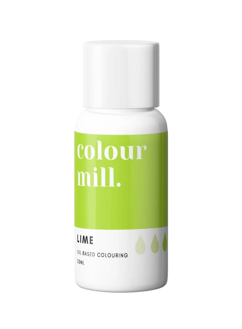 Lime Green 20ml