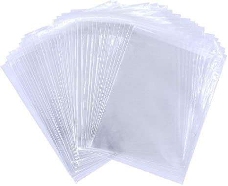 Peel N Stick Cellophane Bags