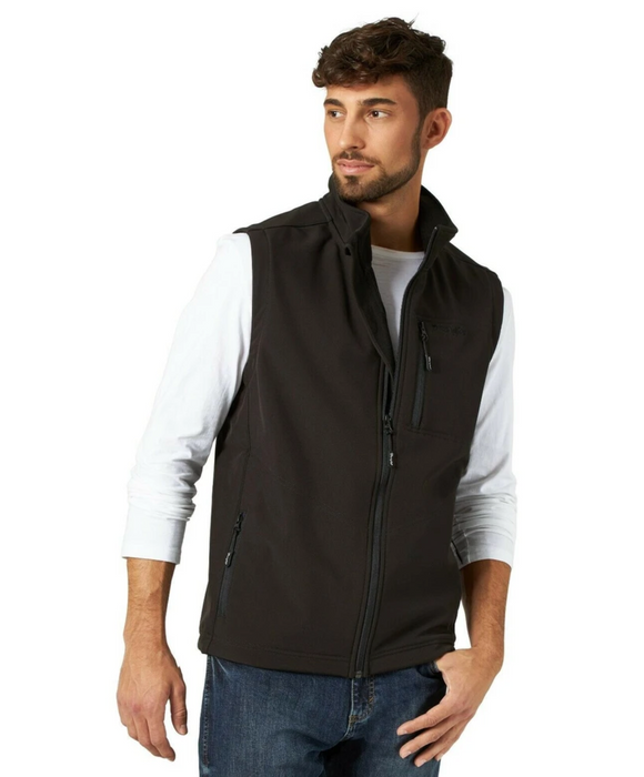 Men's Black Trail Vest