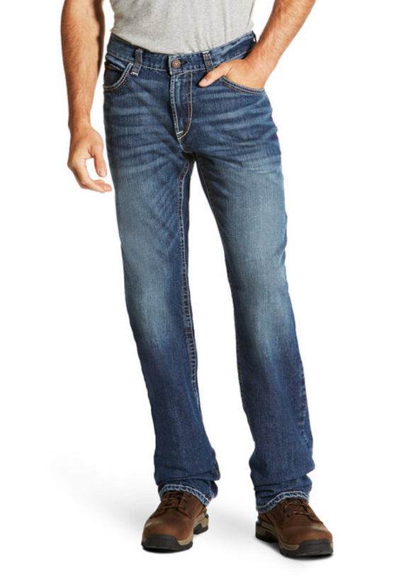 FR M4 Low Rise Basic Boot Cut Jean