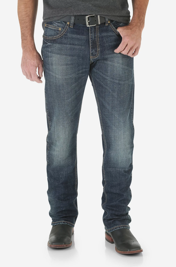 Men's Retro Slim Straight Leg Jean