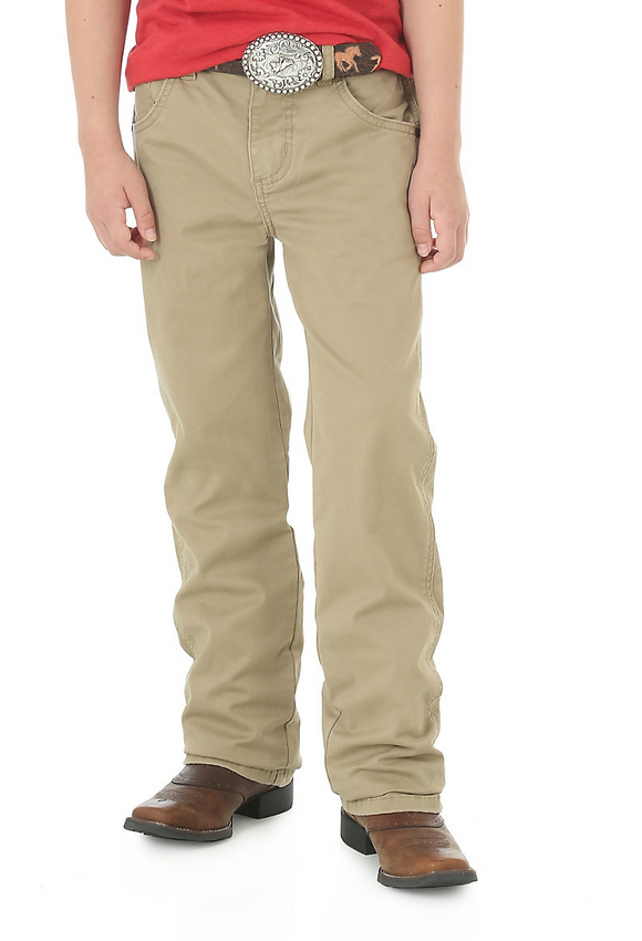 Boy's Wrangler Retro Slim Fit Straight Leg Pant