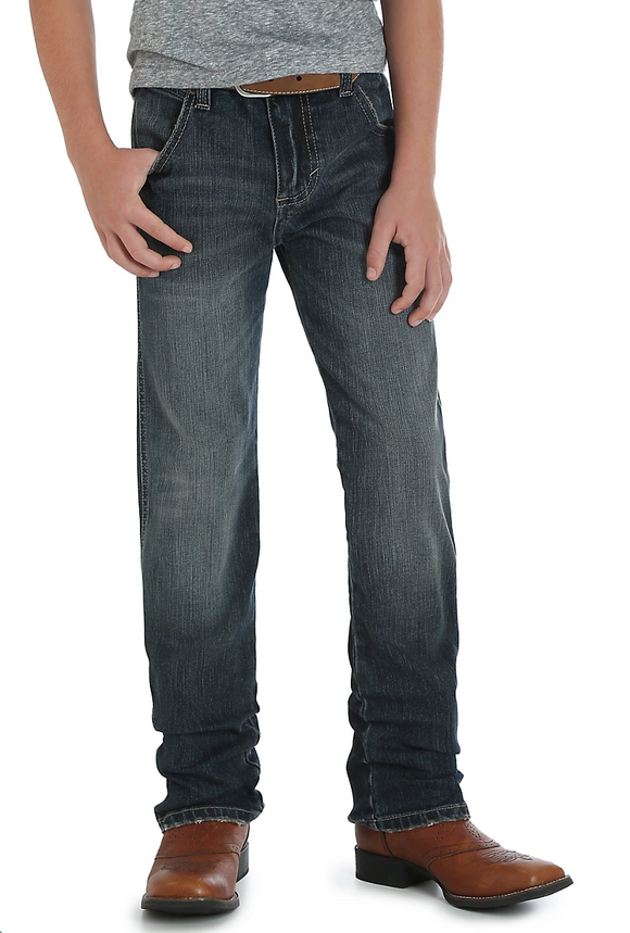 Boy's Wrangler Retro Slim Straight Jean