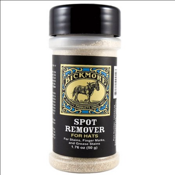 Spot Remover for Hats