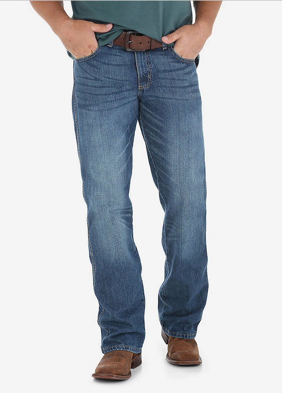 Men's Wrangler Retro Relaxed Fit Boot Cut Jean