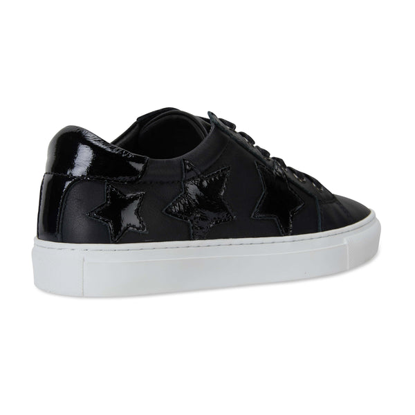 Campus Sneaker in Black Leather