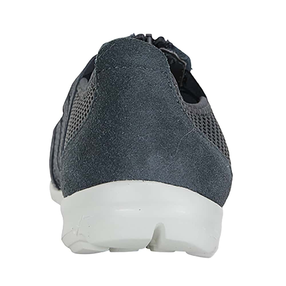 Christina Sneaker in Charcoal