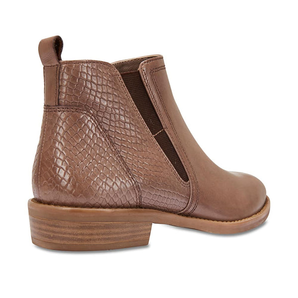 Conrad Boot in Taupe Leather