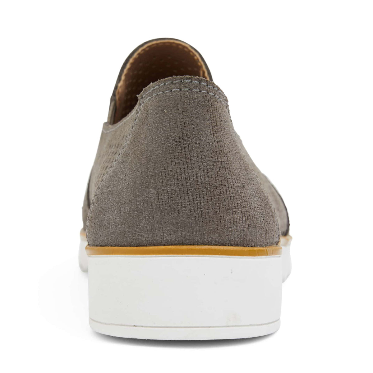 Davis Sneaker in Khaki Leather