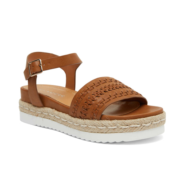 Derek Espadrille in Tan Smooth