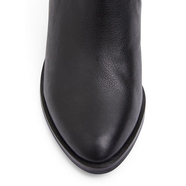 Doltone Boot in Black Leather