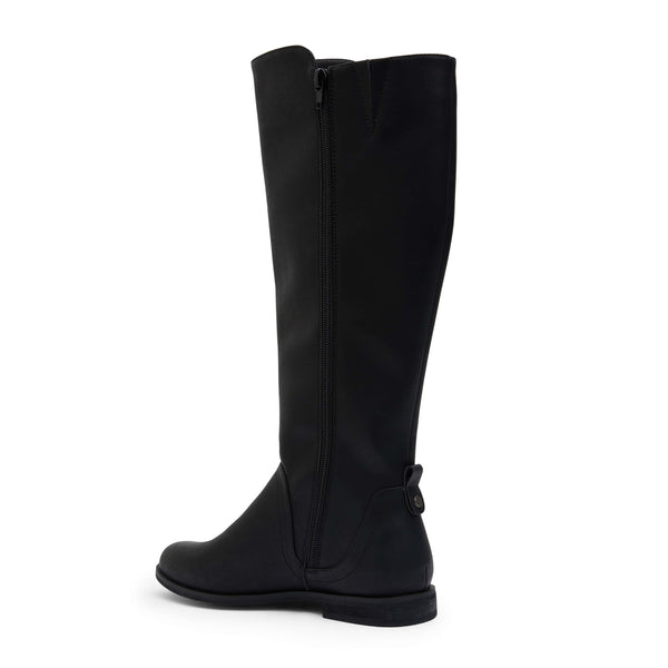 Energy Boot in Black Smooth