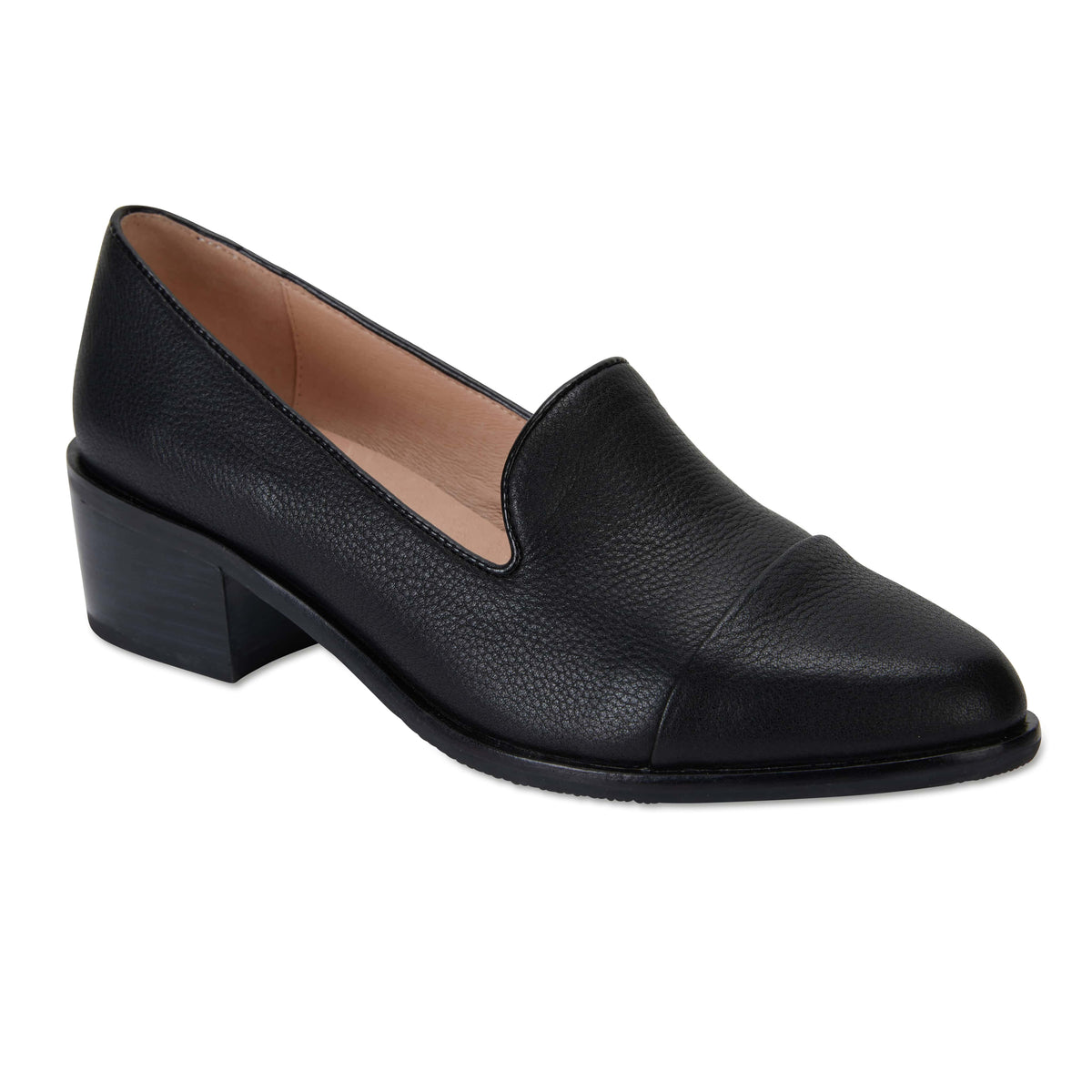 Expert Loafer in Black Leather