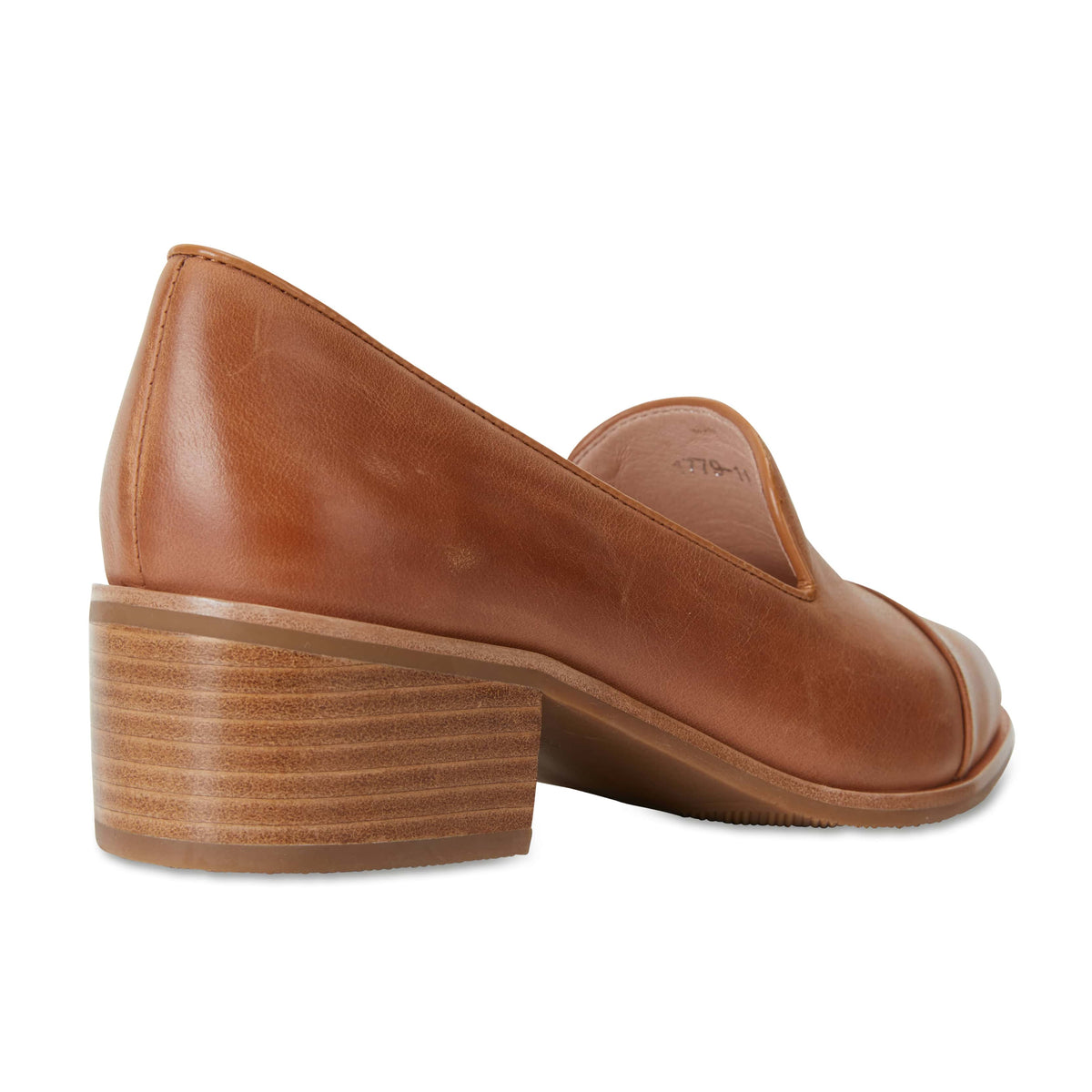 Expert Loafer in Tan Leather