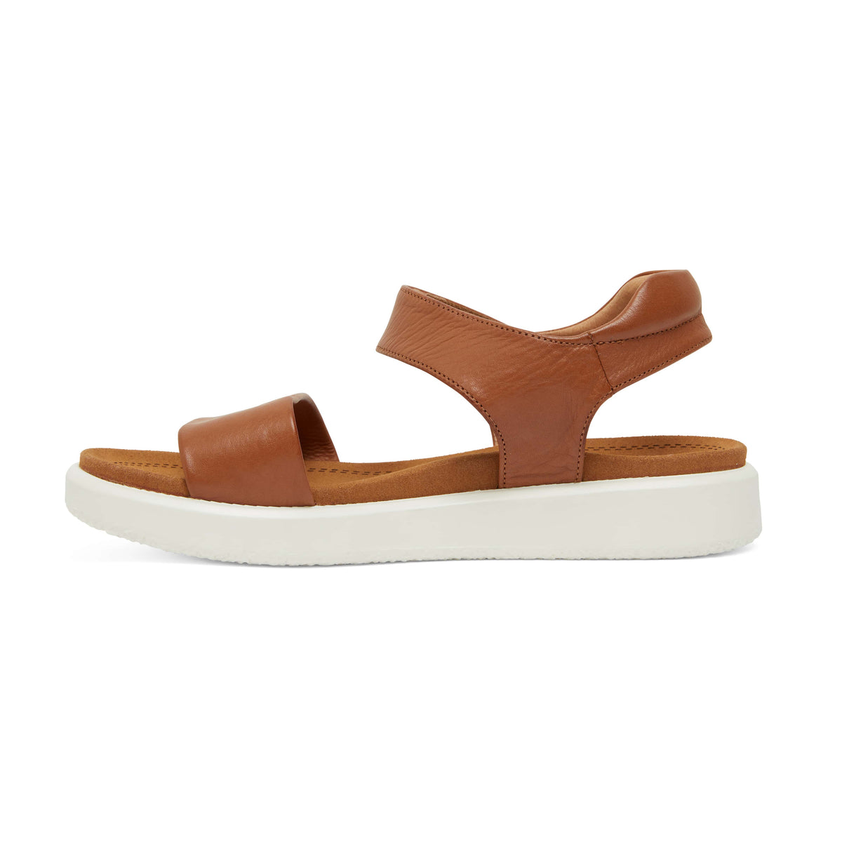 Falcon Sandal in Tan Leather